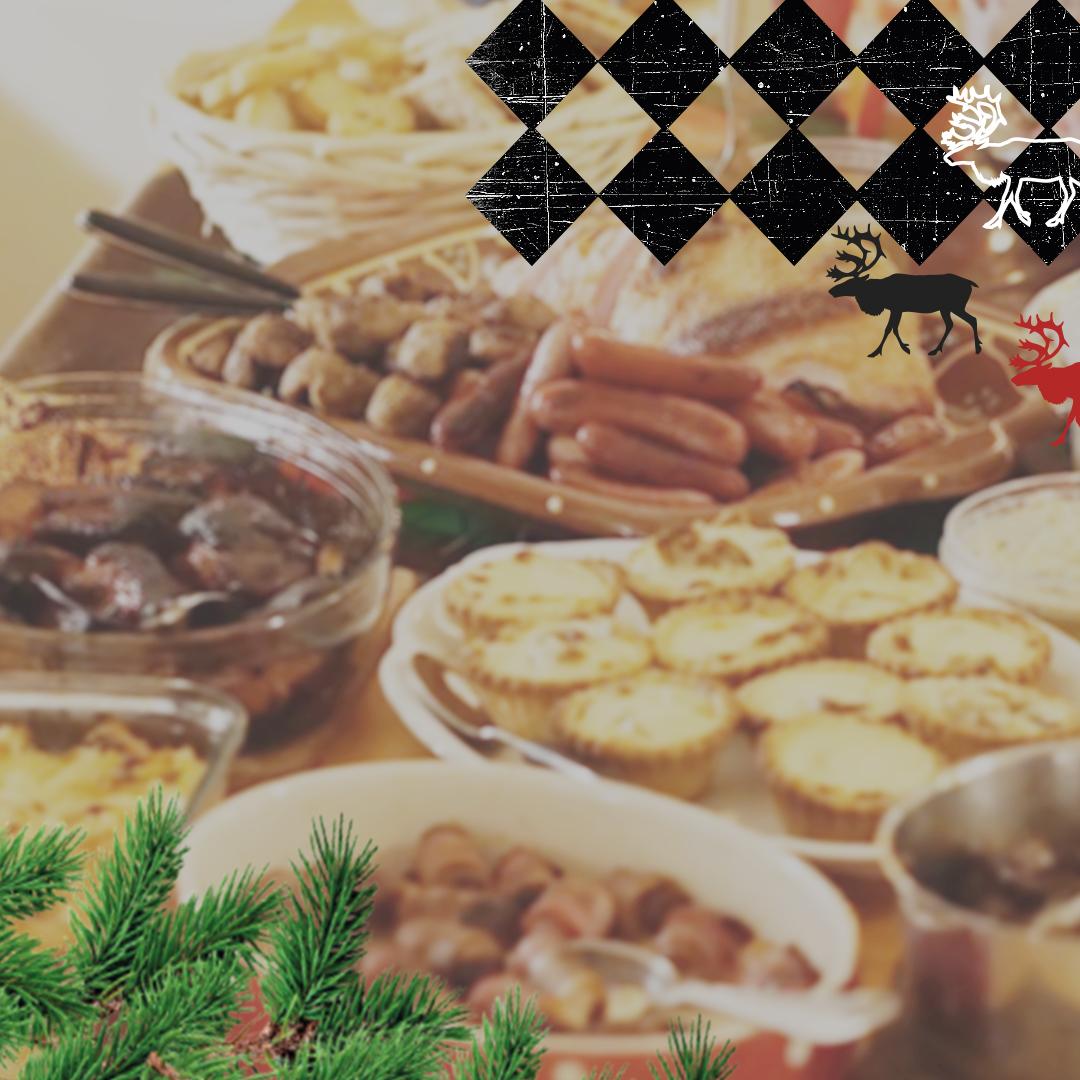 Gastronomiskt julbord på Torn i Linköping